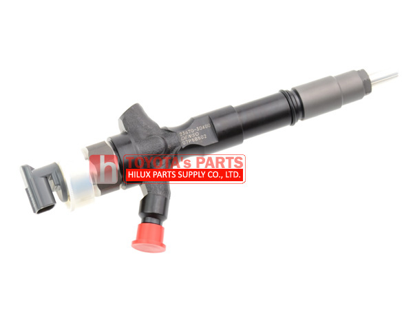 23670-30400,Toyota 1KD 2KD Fuel Injector For Fortuner Innova Prado